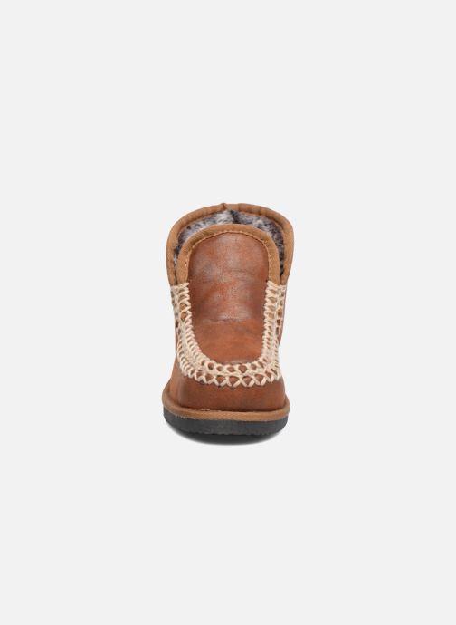 Stiefeletten & Boots Fresas by Conguitos Elena braun schuhe getragen