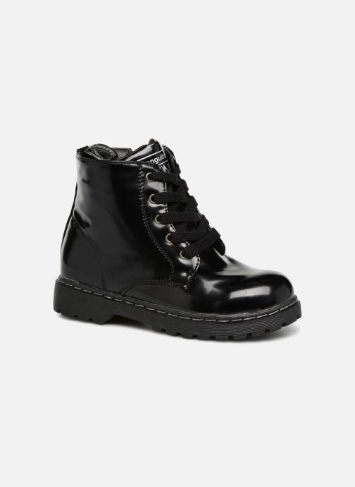 Bottines et boots Conguitos Maria Noir vue détail/paire