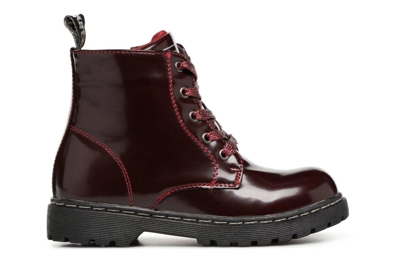 Stiefeletten & Boots Conguitos Maria weinrot ansicht von hinten