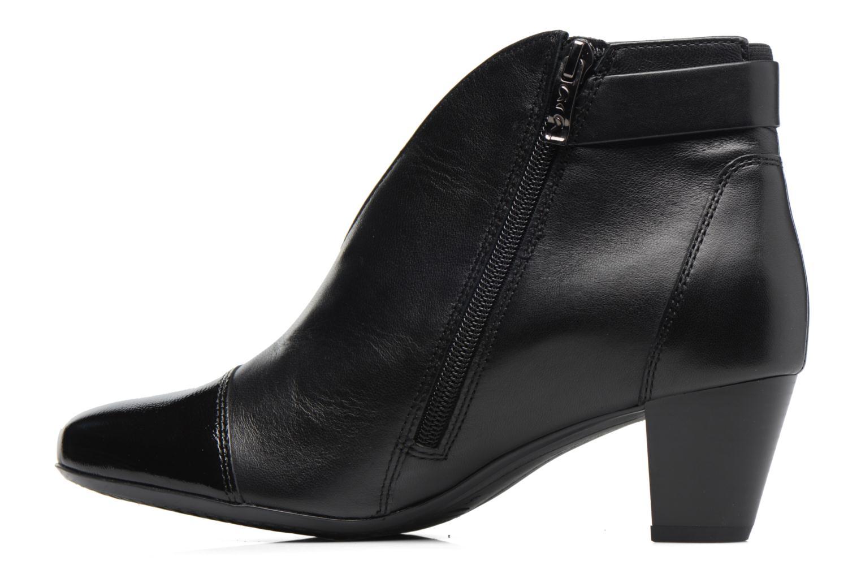 Bottines et boots Ara Turin ST 42086 Noir vue face