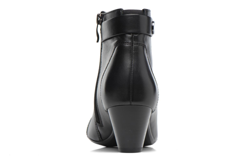 Bottines et boots Ara Turin ST 42086 Noir vue droite