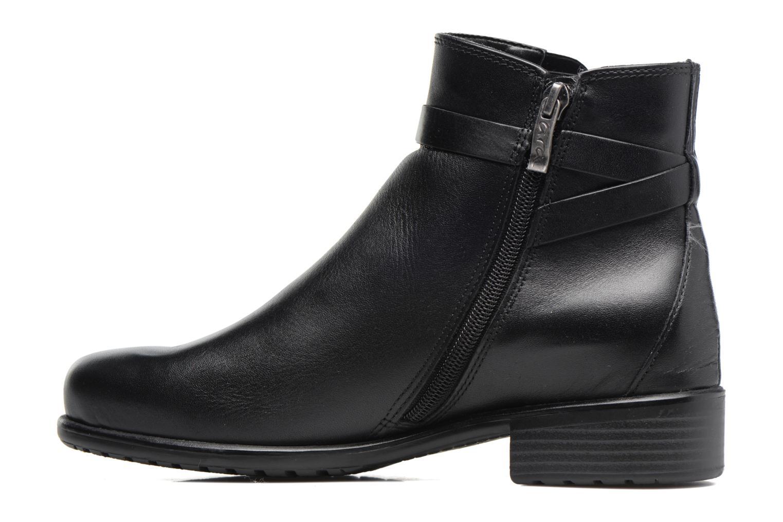 Bottines et boots Ara Liverpool 49565 Noir vue face