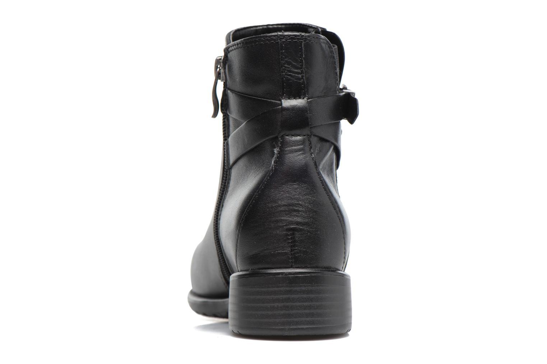 Bottines et boots Ara Liverpool 49565 Noir vue droite