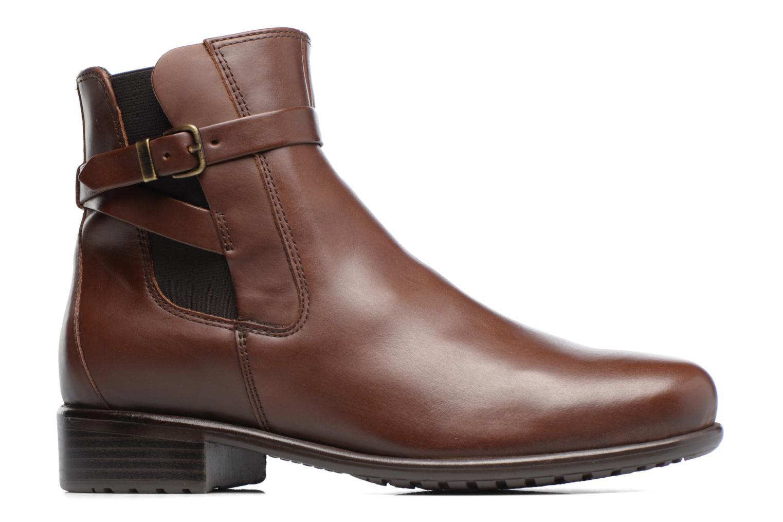 Boots en enkellaarsjes Ara Liverpool 49565 Bruin achterkant