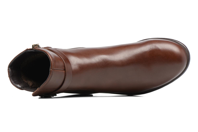 Boots en enkellaarsjes Ara Liverpool 49565 Bruin links