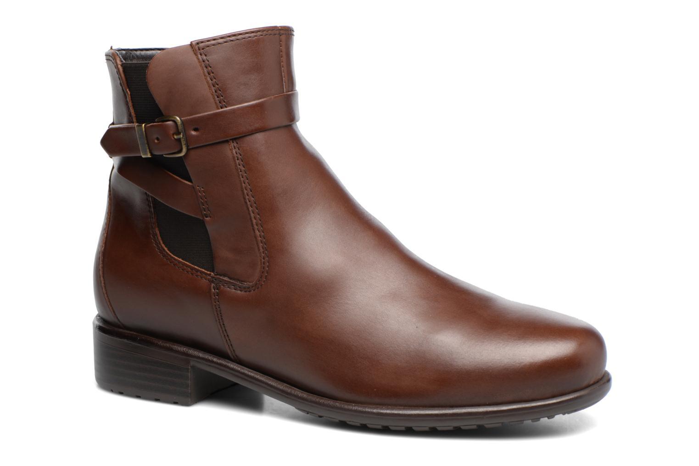 Boots en enkellaarsjes Ara Liverpool 49565 Bruin detail