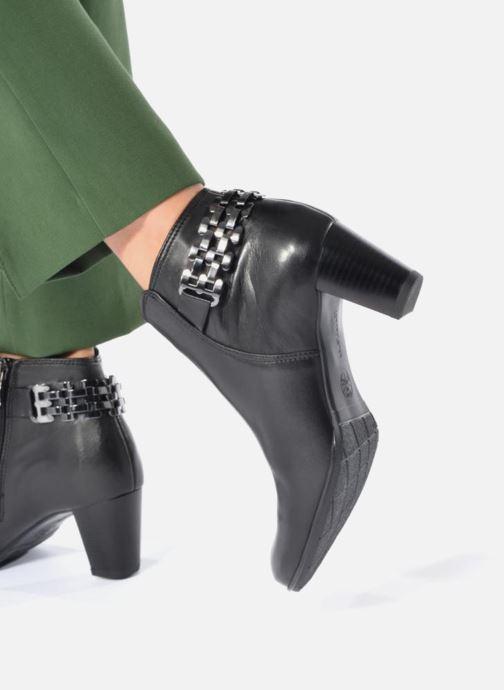 Bottines et boots Ara Toulouse ST 43463 Noir vue bas / vue portée sac