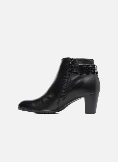 Bottines et boots Ara Toulouse ST 43463 Noir vue face