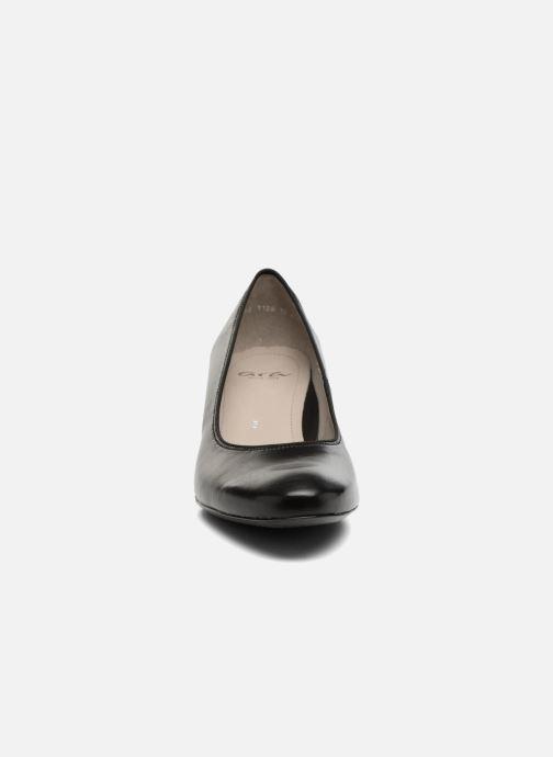 Escarpins Ara Toulouse  43470 Noir vue portées chaussures