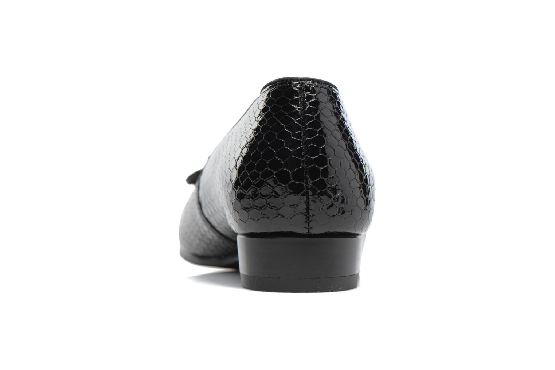 Ballerina's Ara Bari 43708 Zwart rechts
