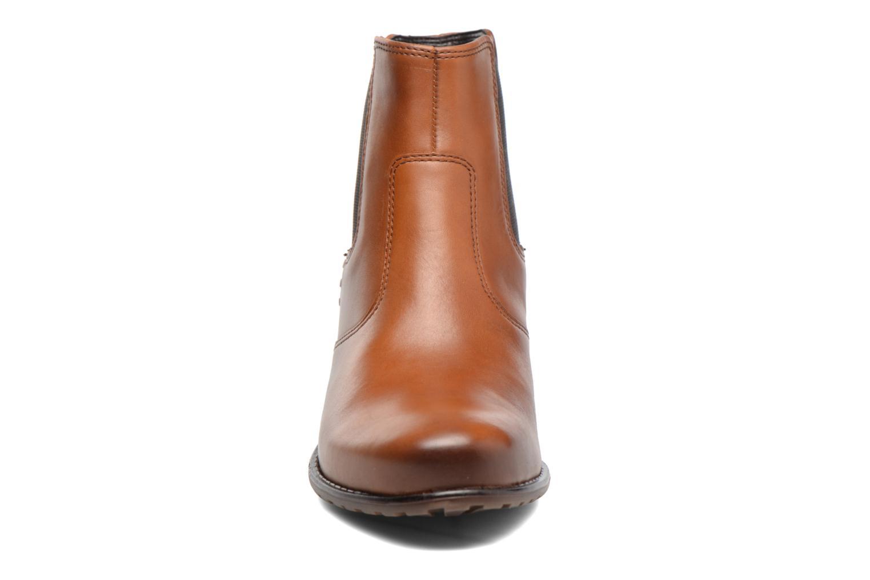Bottines et boots Ara Florenz ST 46926 Marron vue portées chaussures
