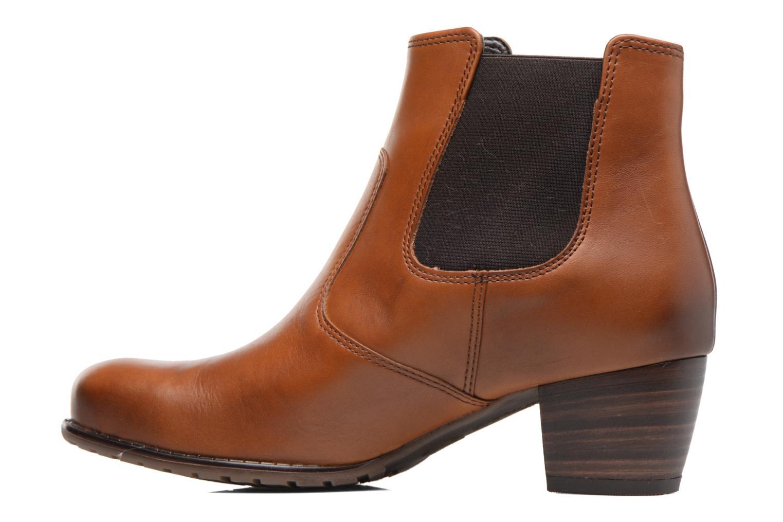 Bottines et boots Ara Florenz ST 46926 Marron vue face