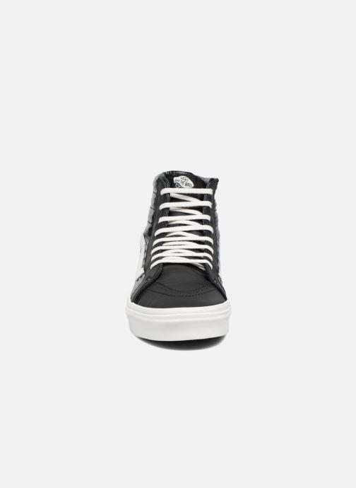 Baskets Vans Sk8-Hi Reissue W 2 Noir vue portées chaussures