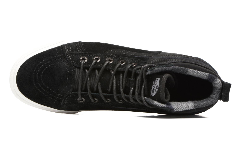 Sneakers Vans SK8-Hi MTE DX Zwart links