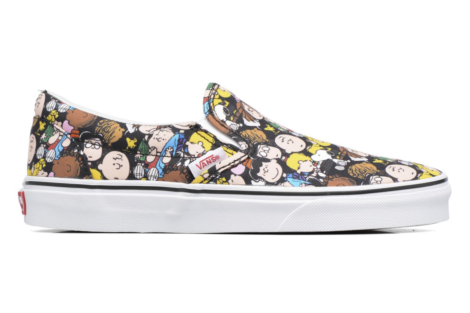 Baskets Vans Classic Slip On W x Peanuts Multicolore vue derrière