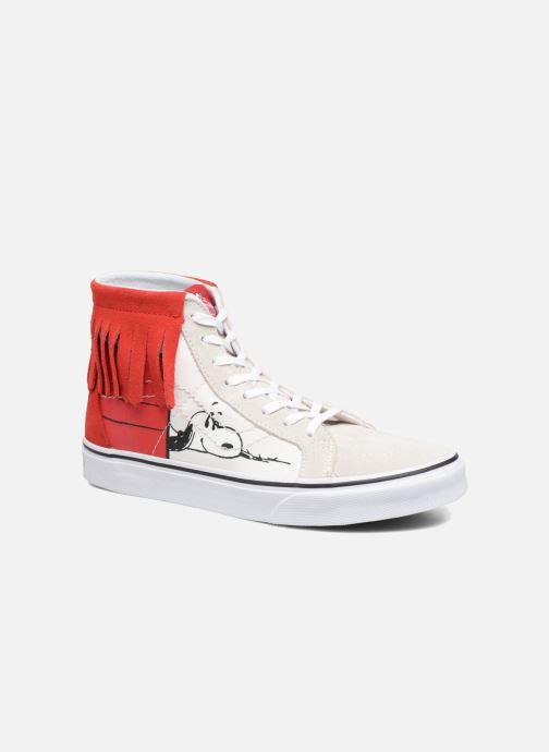 vans femme chaussure peanuts