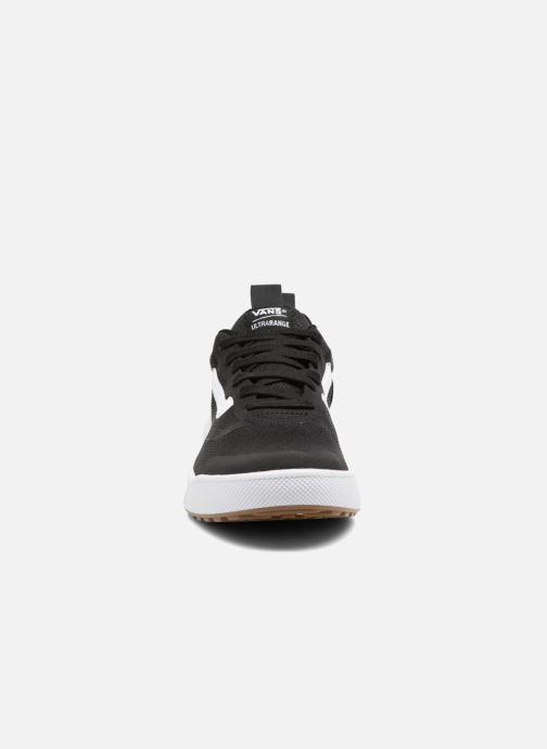 Sneaker Vans UltraRange Rapidweld schwarz schuhe getragen