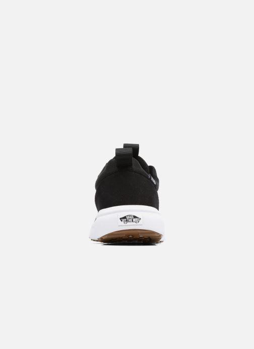 Sneaker Vans UltraRange Rapidweld schwarz ansicht von rechts