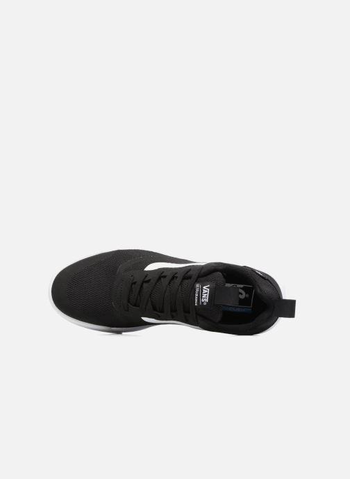 Sneaker Vans UltraRange Rapidweld schwarz ansicht von links