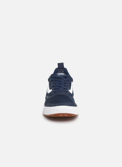Baskets Vans UltraRange Rapidweld Bleu vue portées chaussures