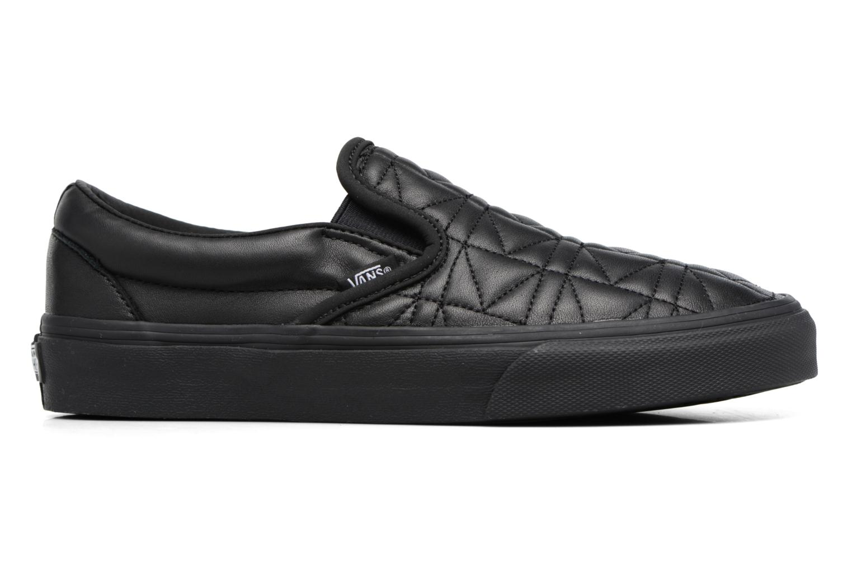 Baskets Vans Classic Slip-On W x Karl Lagerfeld Noir vue derrière