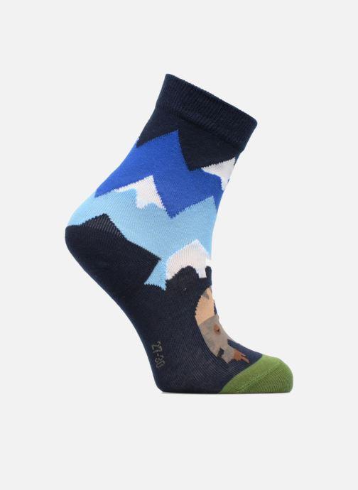 Chaussettes et collants Falke Chaussettes Fighting Goats Bleu vue détail/paire