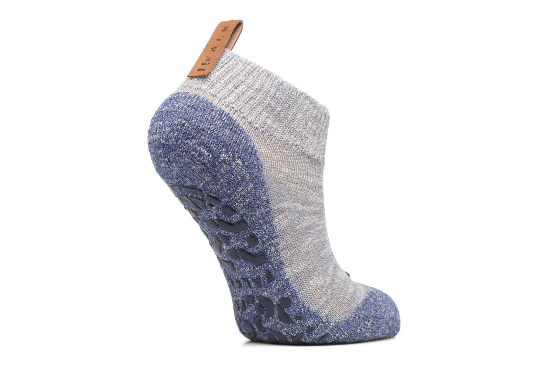 Sokken en panty's Falke Chaussons-chaussettes Lodge Catspads Grijs detail