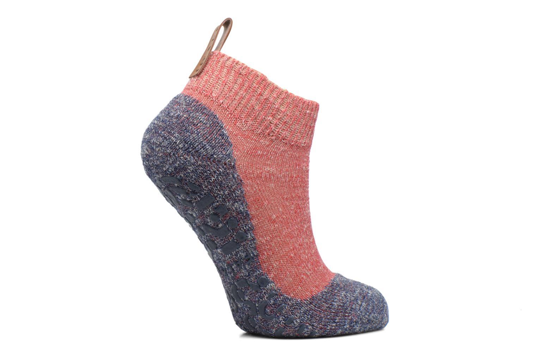 Sokken en panty's Falke Chaussons-chaussettes Lodge Catspads Rood detail