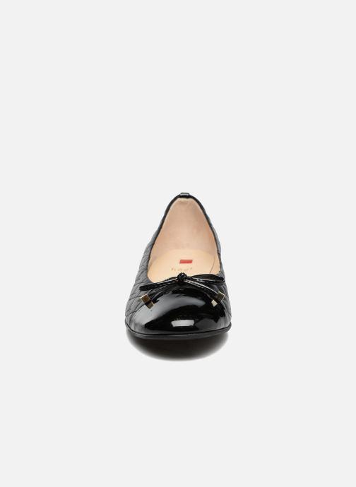 Ballerinas HÖGL Properly schwarz schuhe getragen