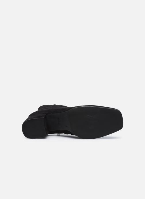Bottines et boots HÖGL Properly Noir vue haut