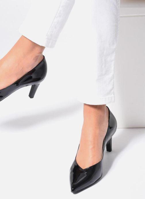 Zapatos de tacón HÖGL Leonie Negro vista de abajo
