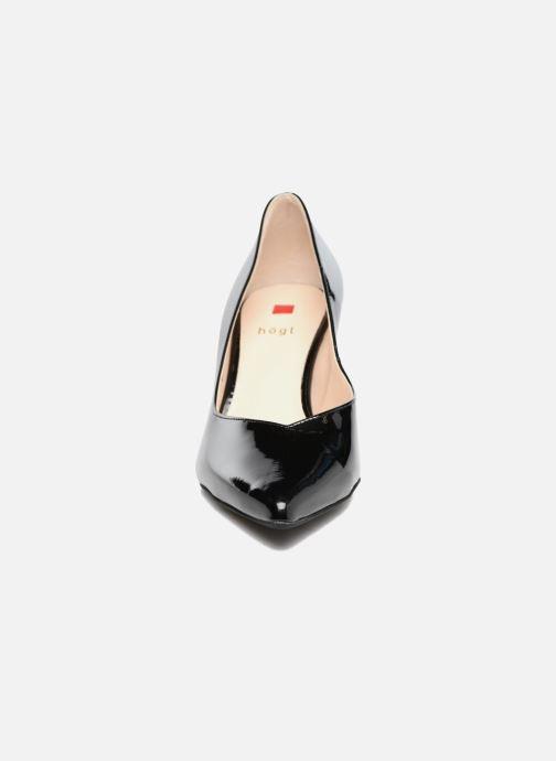 Zapatos de tacón HÖGL Leonie Negro vista del modelo