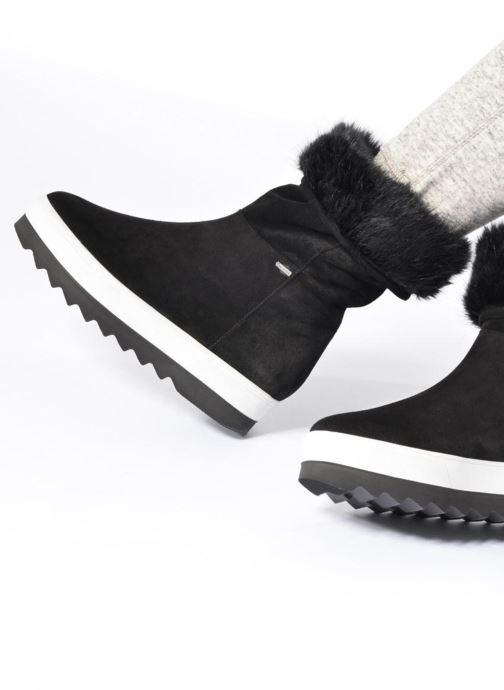 Zapatillas de deporte HÖGL Lily Negro vista de abajo