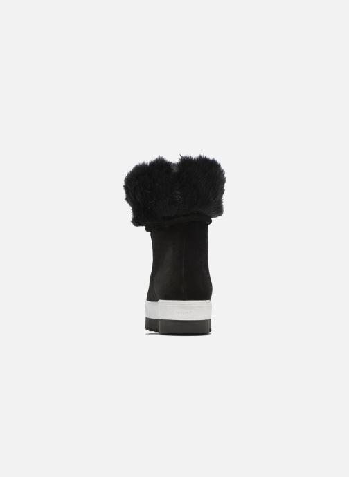Zapatillas de deporte HÖGL Lily Negro vista lateral derecha