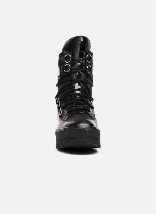 Bottines et boots HÖGL Olivia Noir vue portées chaussures
