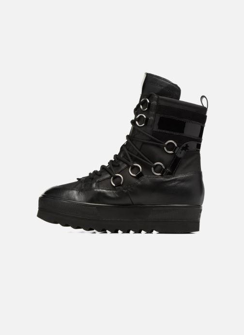 Bottines et boots HÖGL Olivia Noir vue face