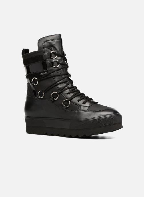 Bottines et boots HÖGL Olivia Noir vue détail/paire