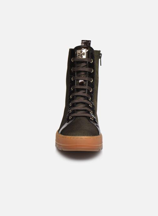 Bottines et boots HÖGL Tracker II Vert vue portées chaussures