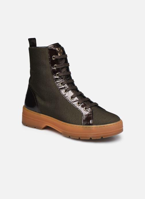 Bottines et boots HÖGL Tracker II Vert vue détail/paire