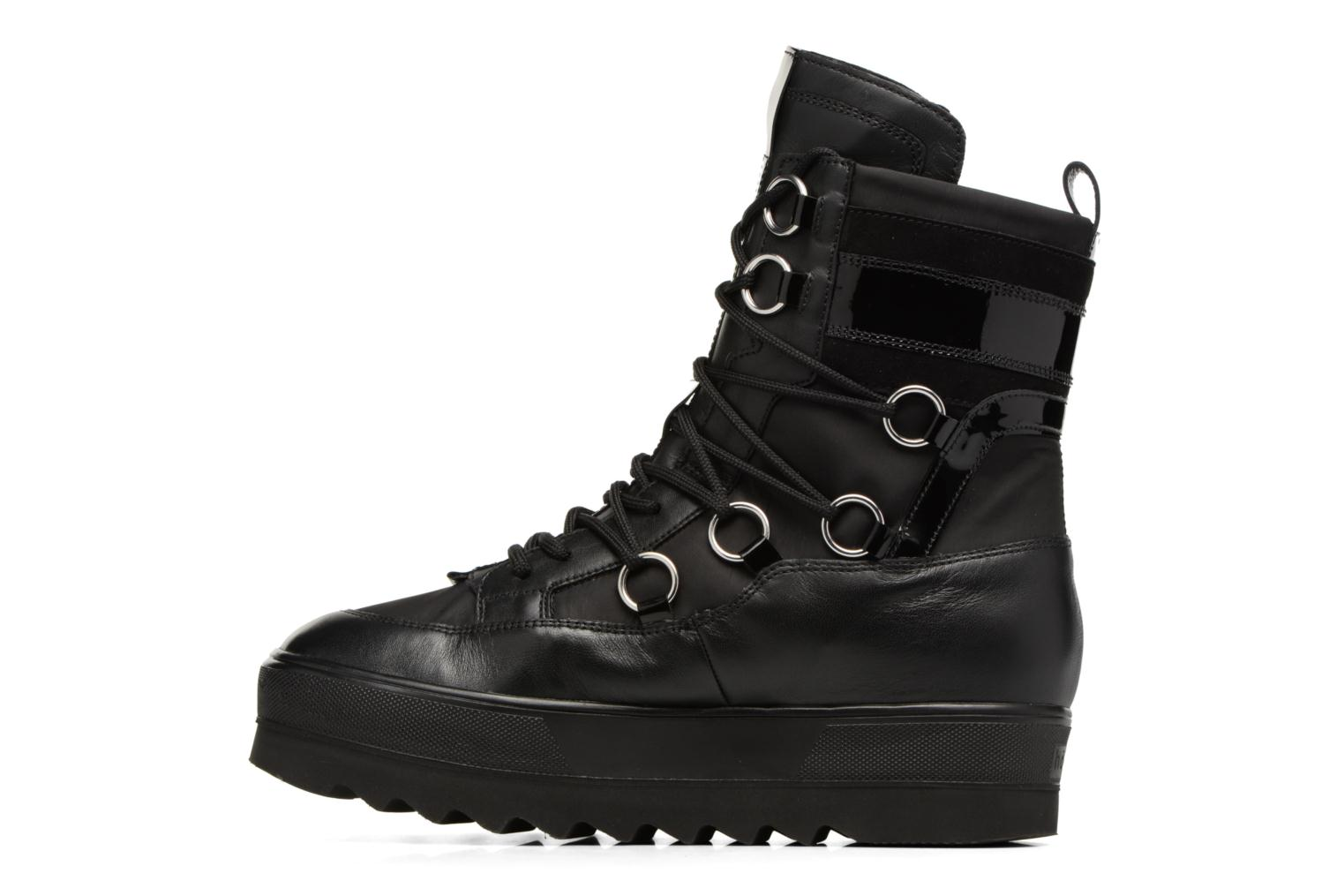 Ankle boots HÖGL Olivia Black front view