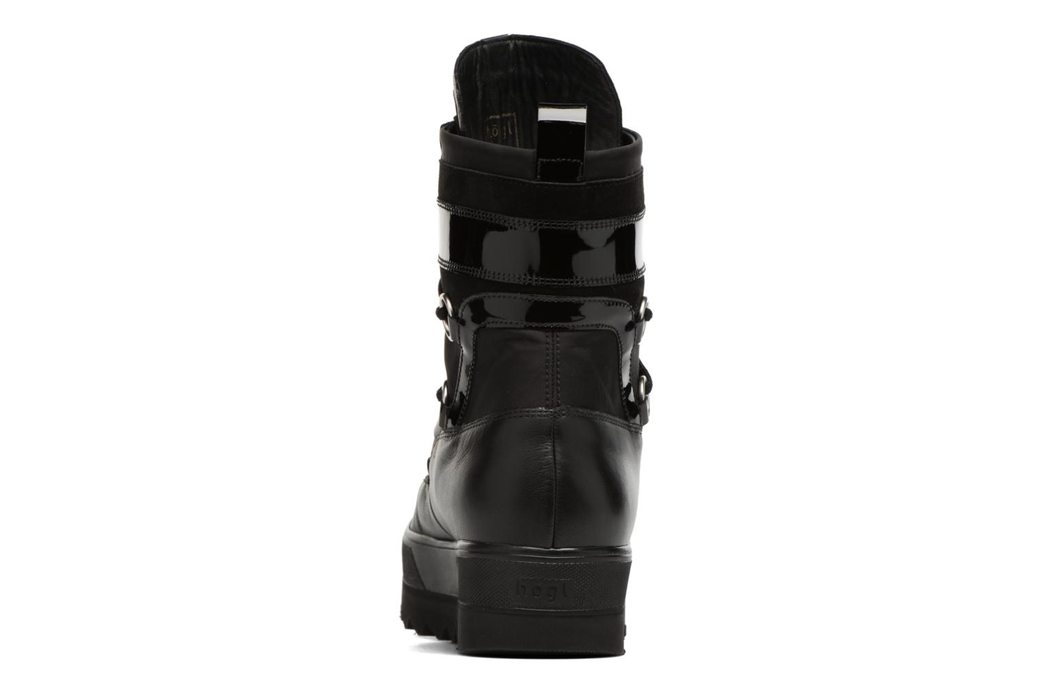 Ankle boots HÖGL Olivia Black view from the right