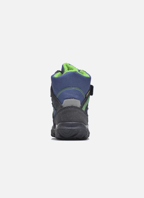 Bottines et boots Superfit HUSKY1 GTX Bleu vue droite