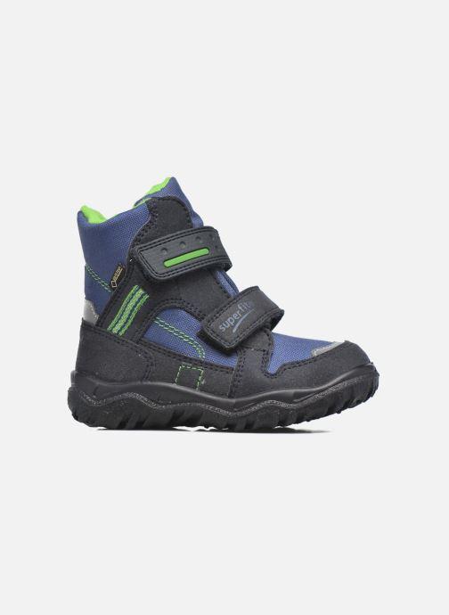 Bottines et boots Superfit HUSKY1 GTX Bleu vue derrière