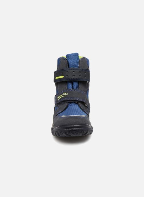 Ankle boots Superfit HUSKY1 GTX Blue model view