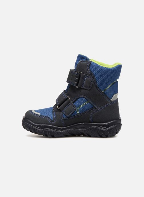 Ankle boots Superfit HUSKY1 GTX Blue front view