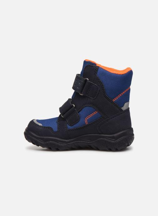 Stiefeletten & Boots Superfit HUSKY1 GTX blau ansicht von vorne