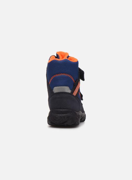 Stiefeletten & Boots Superfit HUSKY1 GTX blau ansicht von rechts
