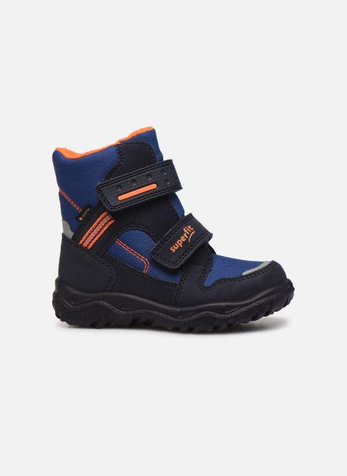 Stiefeletten & Boots Superfit HUSKY1 GTX blau ansicht von hinten