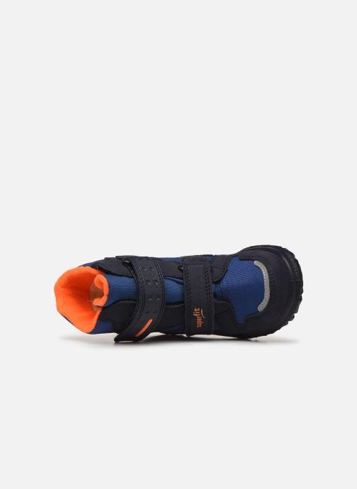 Bottines et boots Superfit HUSKY1 GTX Bleu vue gauche