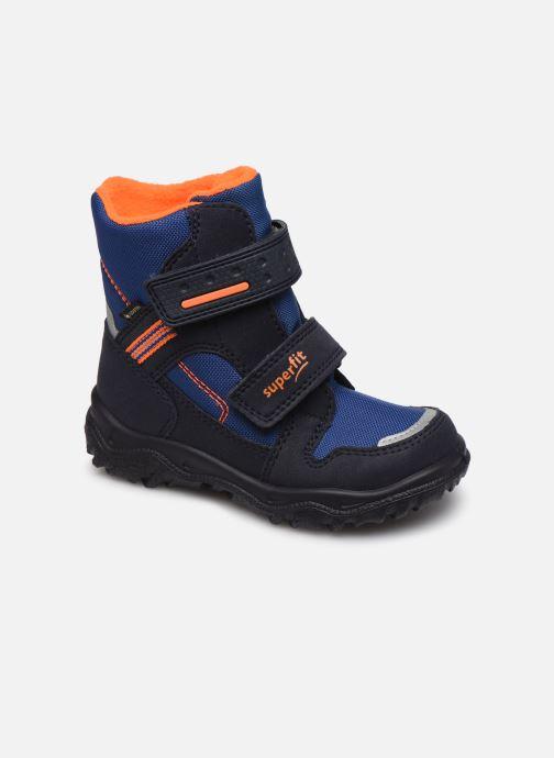 Bottines et boots Superfit HUSKY1 GTX Bleu vue détail/paire